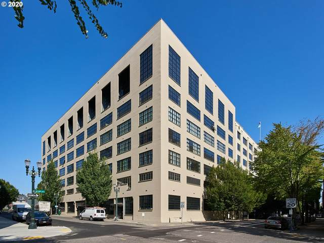 1400 NW Irving St #725, Portland, OR 97209 (MLS #20605800) :: Change Realty