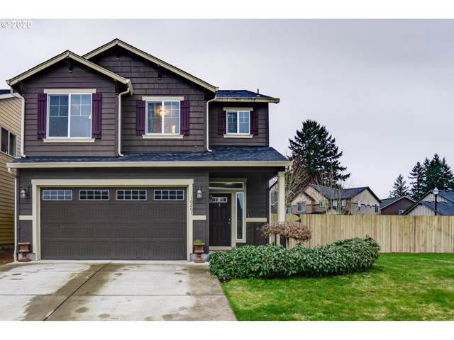 10201 NE 143RD Ave, Vancouver, WA 98682 (MLS #20606440) :: Matin Real Estate Group