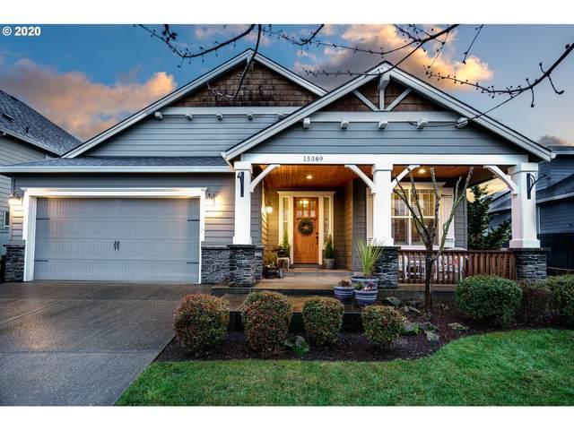 15389 SE Hidden Falls Dr, Clackamas, OR 97015 (MLS #20606461) :: McKillion Real Estate Group