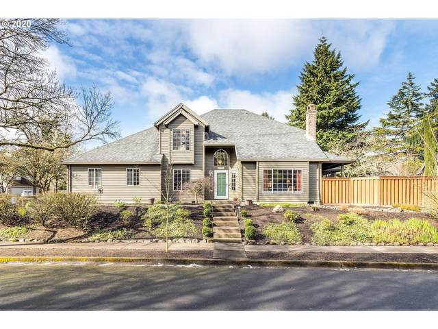 15390 SW Gleneden Dr, Beaverton, OR 97007 (MLS #20607344) :: The Liu Group