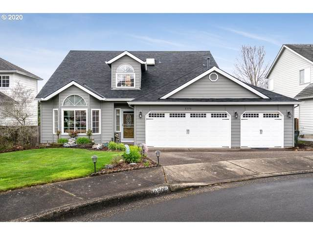 8596 SW Wakkila Ter, Beaverton, OR 97007 (MLS #20607517) :: The Liu Group