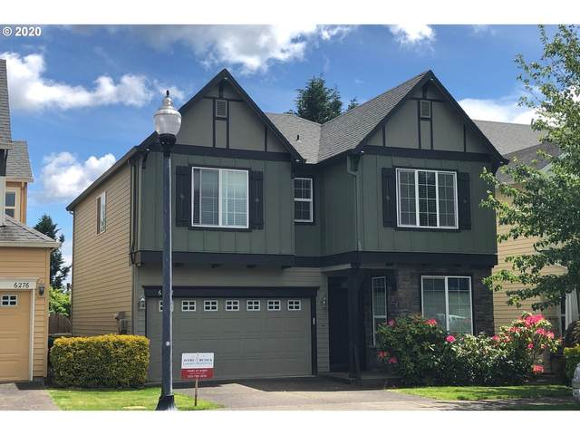 6292 SW Fountain Grove Ter, Beaverton, OR 97078 (MLS #20607669) :: Next Home Realty Connection