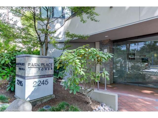 2245 SW Park Pl 1D, Portland, OR 97205 (MLS #20607701) :: Premiere Property Group LLC