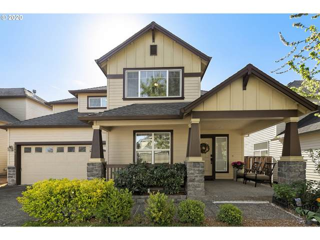 3690 NW Tustin Ranch Dr, Portland, OR 97229 (MLS #20607811) :: Gustavo Group