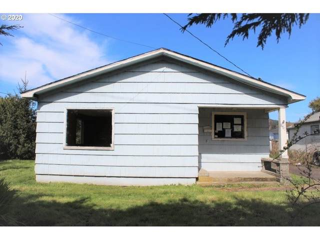 863 Myrtle Ave, Reedsport, OR 97467 (MLS #20607895) :: Townsend Jarvis Group Real Estate