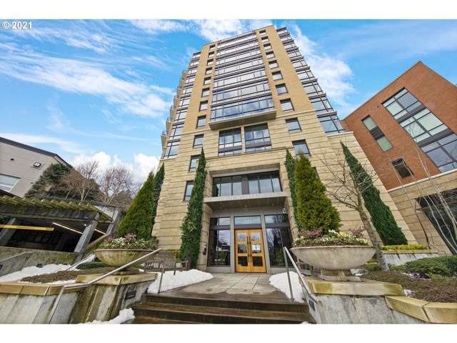 2351 NW Westover Rd #202, Portland, OR 97210 (MLS #20608032) :: Song Real Estate