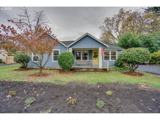 2011 NE 94TH St, Vancouver, WA 98665 (MLS #20608670) :: Duncan Real Estate Group