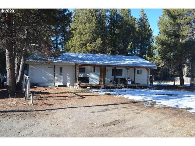 136010 N Hwy 97, Crescent, OR 97733 (MLS #20608995) :: Holdhusen Real Estate Group