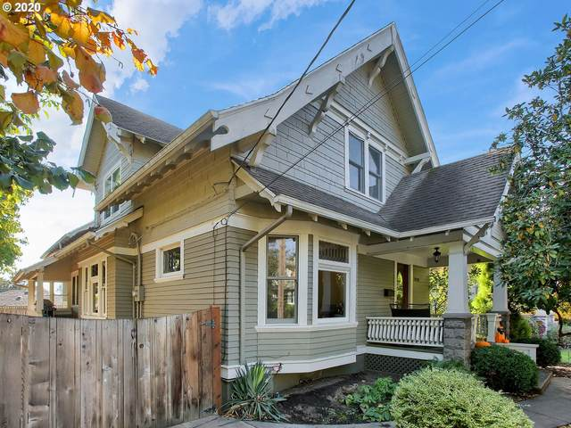 2940 SE Woodward St, Portland, OR 97202 (MLS #20609349) :: Lux Properties
