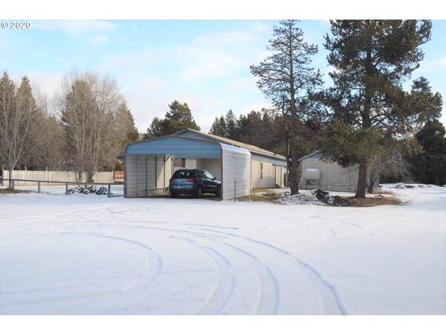 311 Bonner Ln, Crescent, OR 97733 (MLS #20609539) :: Townsend Jarvis Group Real Estate