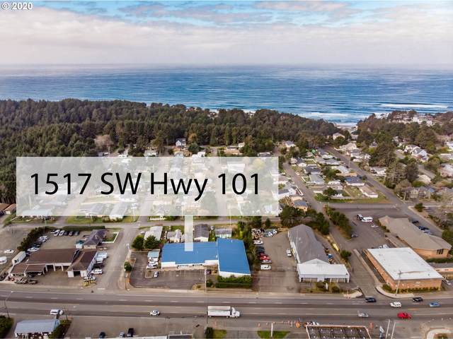 1736 NE Hwy 101, Lincoln City, OR 97367 (MLS #20609607) :: Change Realty