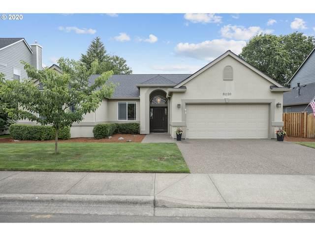 31120 SW Orchard Dr, Wilsonville, OR 97070 (MLS #20610265) :: McKillion Real Estate Group