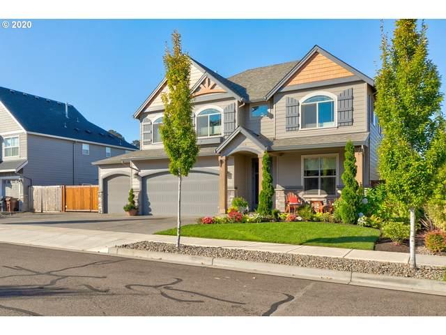15913 Pasture Way, Oregon City, OR 97045 (MLS #20610568) :: Lux Properties