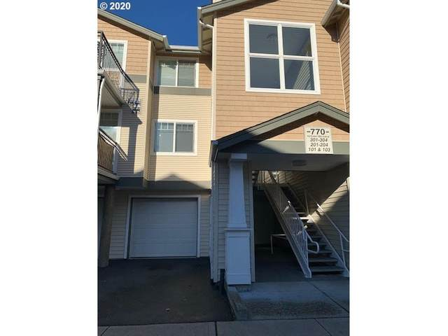 770 NW 185TH Ave #301, Beaverton, OR 97006 (MLS #20610680) :: Beach Loop Realty