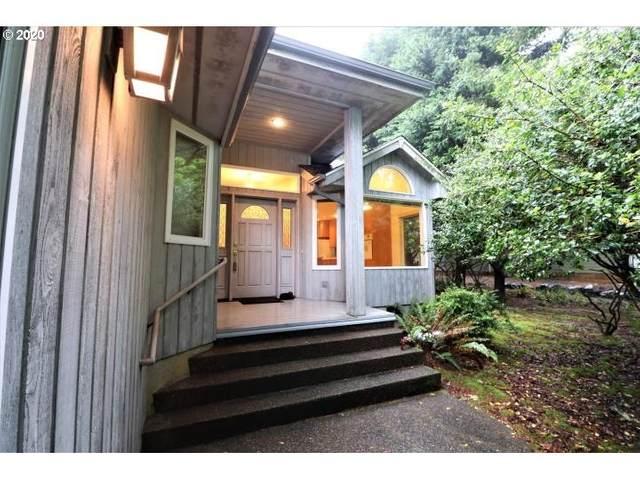 1070 SW Walking Wood, Depoe Bay, OR 97341 (MLS #20610728) :: Fox Real Estate Group