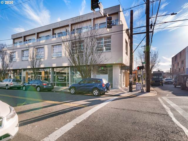 16 NE Shaver St #203, Portland, OR 97212 (MLS #20611247) :: Townsend Jarvis Group Real Estate