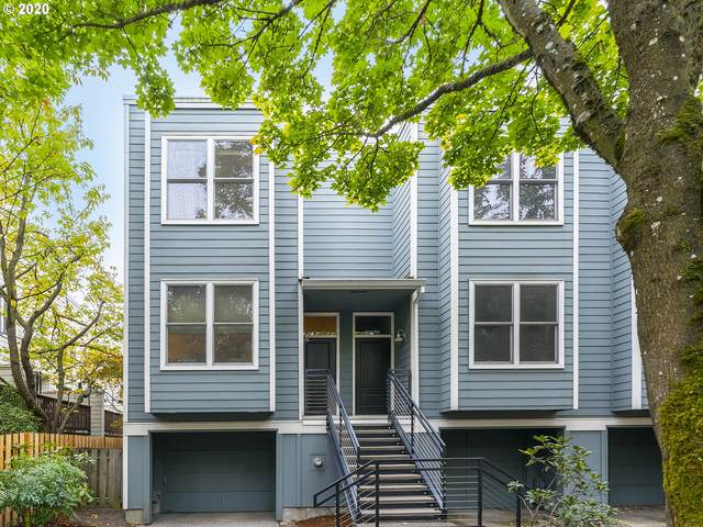 2514 NW Thurman St, Portland, OR 97210 (MLS #20611322) :: Change Realty