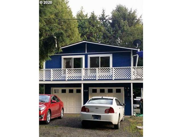 9545 NE 17TH Ave, Rockaway Beach, OR 97136 (MLS #20611350) :: Holdhusen Real Estate Group