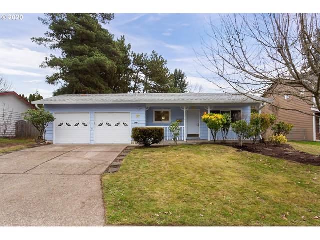 12850 SW Washington Ave, Beaverton, OR 97005 (MLS #20612060) :: TK Real Estate Group