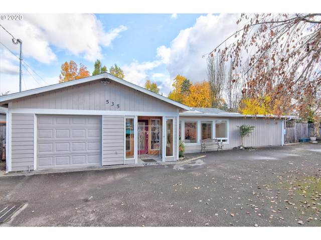 535 Honeysuckle Ln, Eugene, OR 97401 (MLS #20612760) :: Song Real Estate