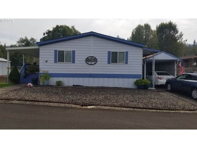 1200 E Central Ave #130, Sutherlin, OR 97479 (MLS #20612767) :: Townsend Jarvis Group Real Estate