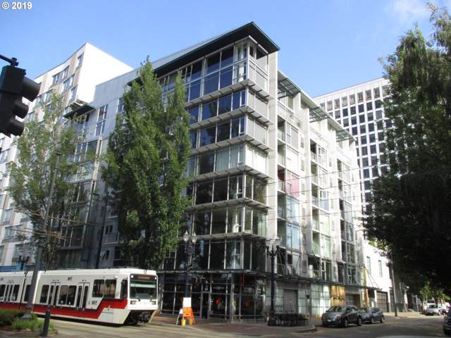 533 NE Holladay St #703, Portland, OR 97232 (MLS #20612821) :: The Liu Group