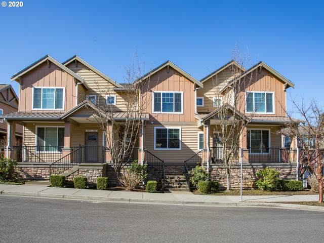 705 NW Falling Waters Ln #103, Portland, OR 97229 (MLS #20613283) :: McKillion Real Estate Group