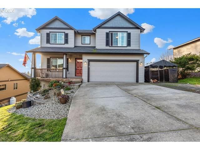 909 Edinburgh Ct, Kelso, WA 98626 (MLS #20613705) :: McKillion Real Estate Group