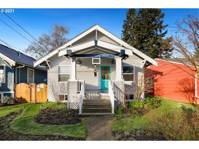 2233 SE 43RD Ave, Portland, OR 97215 (MLS #20613830) :: Next Home Realty Connection