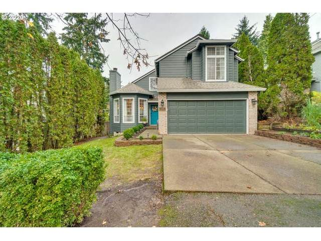 5025 SW Baird St, Portland, OR 97219 (MLS #20613952) :: Beach Loop Realty