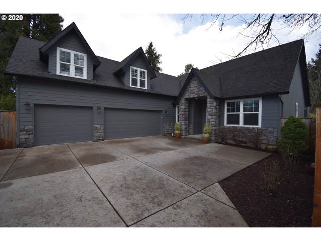1805 Minda Dr, Eugene, OR 97401 (MLS #20614513) :: The Galand Haas Real Estate Team