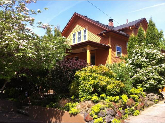 3916 NE 8TH Ave, Portland, OR 97212 (MLS #20614626) :: Next Home Realty Connection