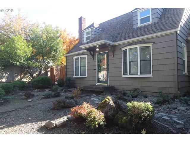 1470 E 20TH Ave, Eugene, OR 97403 (MLS #20614680) :: Team Zebrowski
