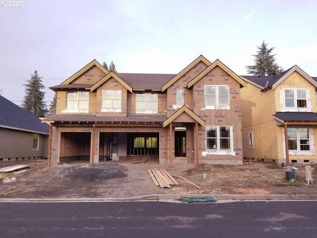 4871 SE Barbara Lynn Way, Milwaukie, OR 97222 (MLS #20615110) :: Song Real Estate