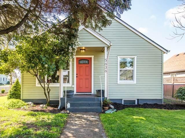 5636 SE Flavel St, Portland, OR 97206 (MLS #20615576) :: Homehelper Consultants