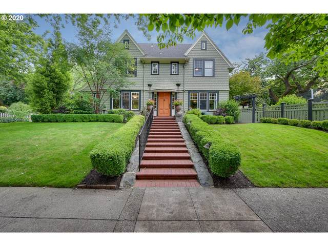7616 SE 28TH Ave, Portland, OR 97202 (MLS #20615920) :: Next Home Realty Connection
