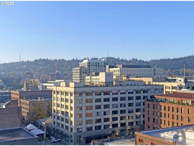 1314 NW Irving St #301, Portland, OR 97209 (MLS #20616029) :: Holdhusen Real Estate Group