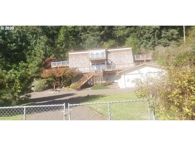 1112 Acacia Ave, Garibaldi, OR 97118 (MLS #20616088) :: McKillion Real Estate Group
