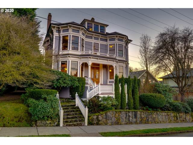 5332 SE Morrison St, Portland, OR 97215 (MLS #20616555) :: Next Home Realty Connection