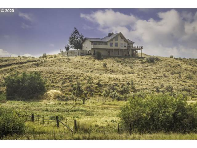 58030 Finnegan Rd, Grass Valley, OR 97029 (MLS #20616702) :: Coho Realty