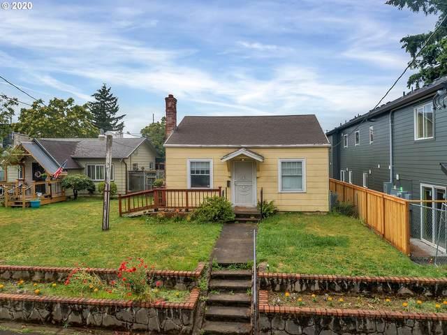 6821 N Montana Ave, Portland, OR 97217 (MLS #20617239) :: Beach Loop Realty