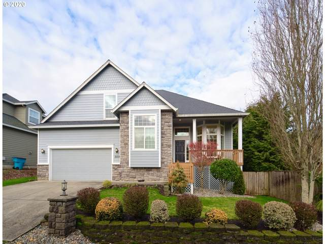 2218 NW 123RD St, Vancouver, WA 98685 (MLS #20617337) :: The Liu Group