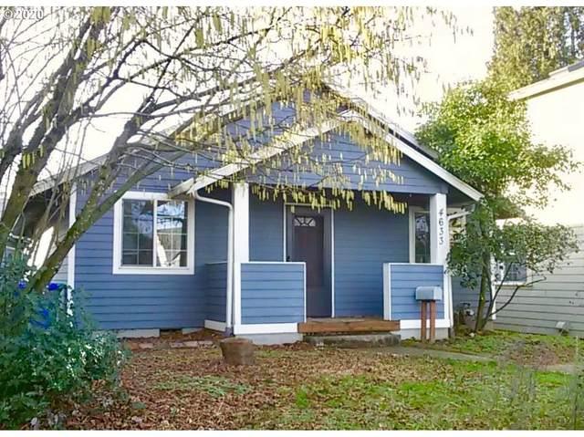 4633 NE 32ND Pl, Portland, OR 97211 (MLS #20617394) :: Stellar Realty Northwest