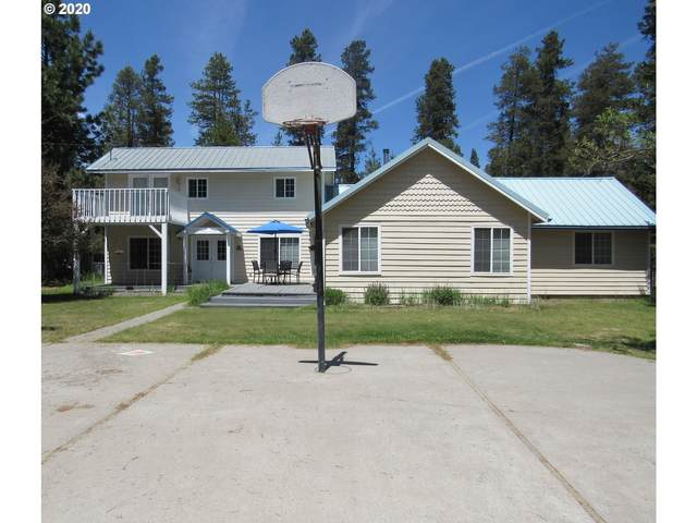 52276 Lechner Ln, La Pine, OR 97739 (MLS #20617519) :: Fox Real Estate Group