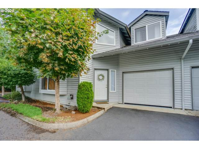 7509 NE Vancouver Mall Dr F25, Vancouver, WA 98662 (MLS #20617955) :: Brantley Christianson Real Estate
