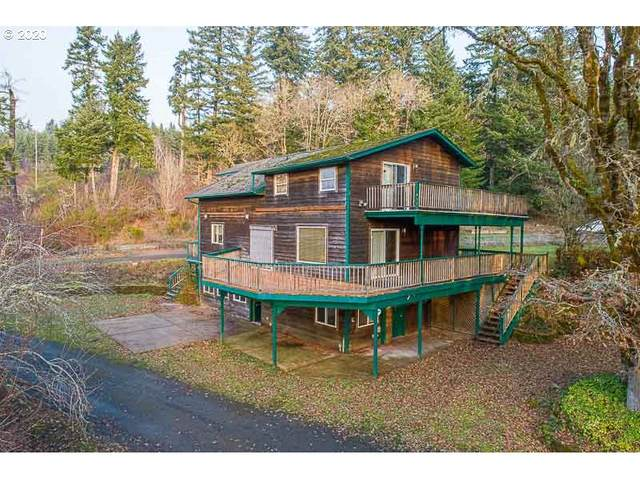 24011 SW Grand Ronde Rd, Grand Ronde, OR 97347 (MLS #20618209) :: Fox Real Estate Group
