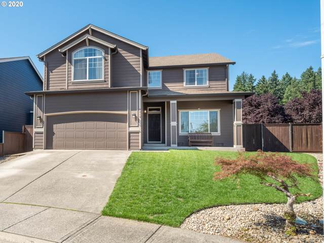 9218 NE 163RD Ave, Vancouver, WA 98682 (MLS #20618288) :: Next Home Realty Connection
