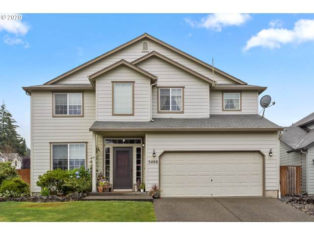 5488 J St, Washougal, WA 98671 (MLS #20618374) :: Next Home Realty Connection