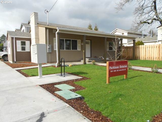 815 SE 148th Ave, Portland, OR 97233 (MLS #20618416) :: Townsend Jarvis Group Real Estate