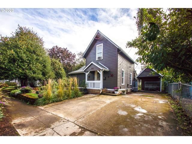 285 W Fairfield St, Gladstone, OR 97027 (MLS #20618678) :: Lux Properties